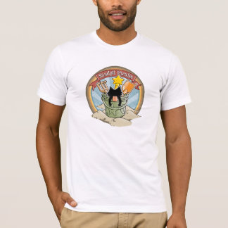 Sandpit Pirates T-Shirt