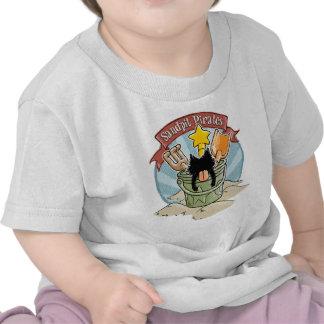 Sandpit Pirates T-shirt