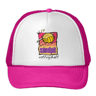 Sandpit Volleyball Gift Hat