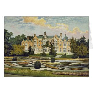 Sandringham House Norfolk England Card