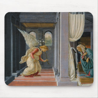 Sandro Botticelli - The Annunciation Mouse Pad
