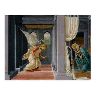 Sandro Botticelli - The Annunciation Postcard