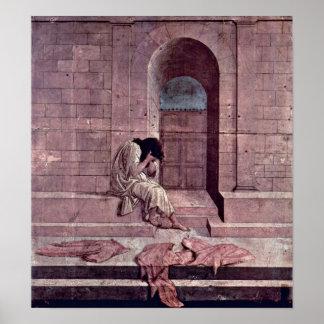 Sandro Botticelli - The Outcast Poster