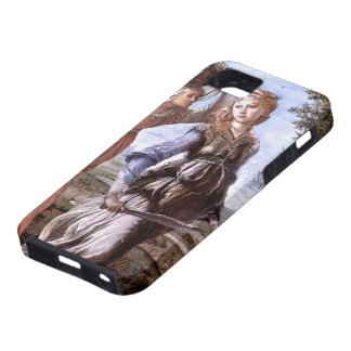 Sandro Botticelli:The return of Judith to Bethulia Tough iPhone 5 Case