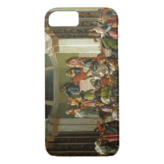 Sandro Botticelli - The Story of Virginia iPhone 7 Case