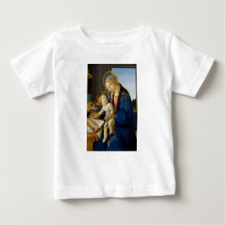 Sandro Botticelli - The Virgin and Child Baby T-Shirt