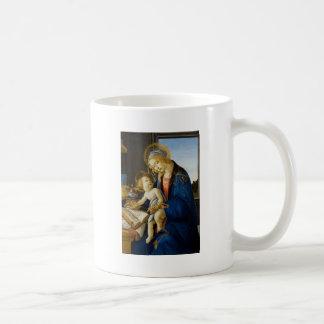 Sandro Botticelli - The Virgin and Child Coffee Mug