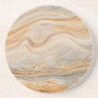 Sandstone Background - Sand, Stone Rock Customised Coaster