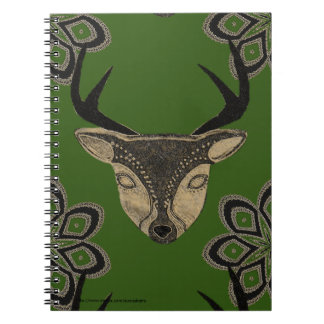 Sandstone Deer Notebooks