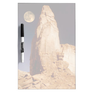 Sandstone Pinacle Dry Erase Board