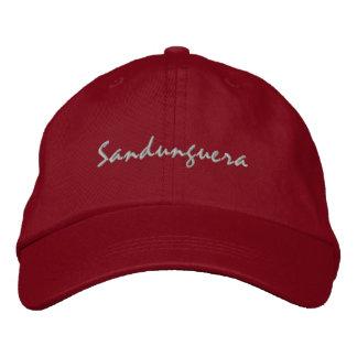 Sandunguera Embroidered Hat