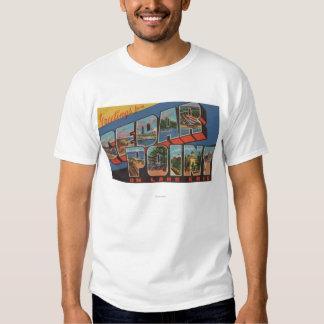 Sandusky, Ohio - Lake Erie - Cedar Point Tee Shirts