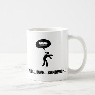 Sandwich Lover Coffee Mug