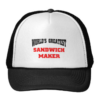 Sandwich maker cap