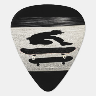 sandwiched skateboard guitar pick