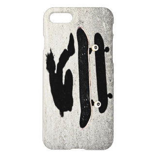 sandwiched skateboard iPhone 7 case