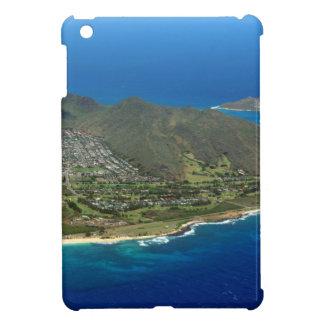 Sandy Beach Aerial Cover For The iPad Mini