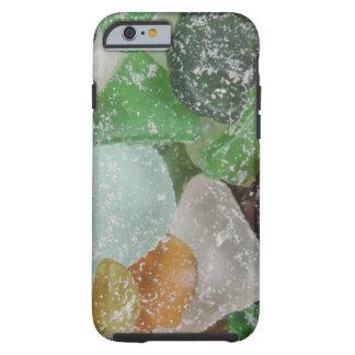 Sandy Beach Glass iPhone Case 2