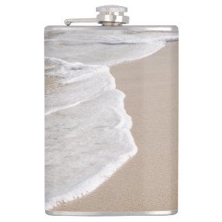 Sandy Beach Hip Flask