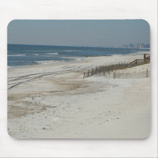Sandy Beach Mouse Pad