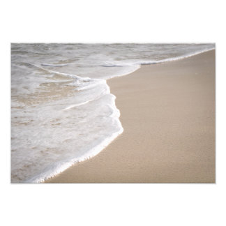 Sandy Beach Photo Print