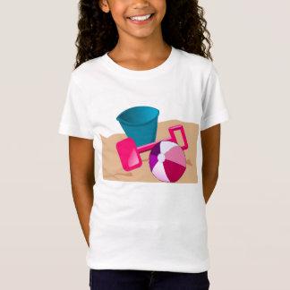 Sandy Beaches - Girl T-Shirt