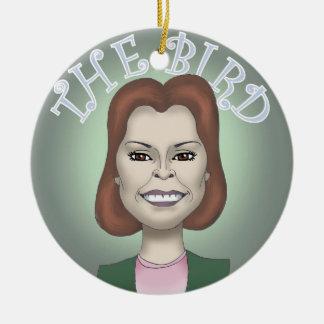 Sandy Ceramic Ornament