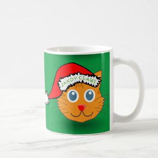 Sandy Claws Coffee Mug