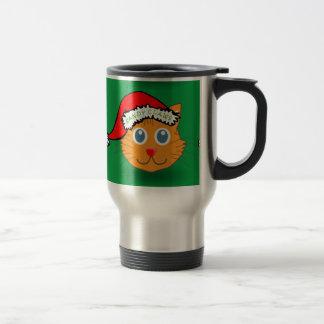 Sandy Claws Travel Mug