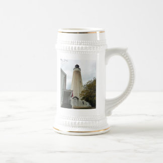 Sandy Hook Lighthouse Beer Stein