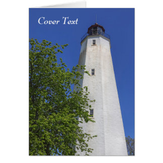 Sandy Hook Lighthouse Card