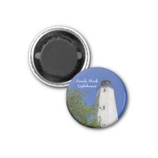 Sandy Hook Lighthouse Magnet