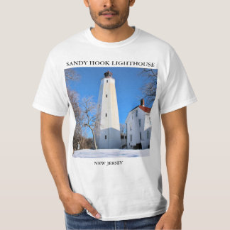 Sandy Hook Lighthouse, New Jersey T-Shirt