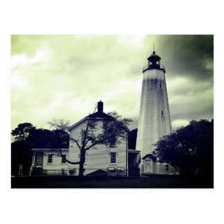 Sandy Hook Lighthouse Postcard