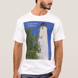 Sandy Hook Lighthouse T-Shirt