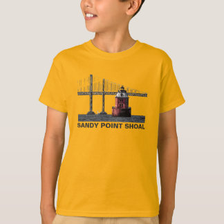SANDY POINT LIGHT T-Shirt