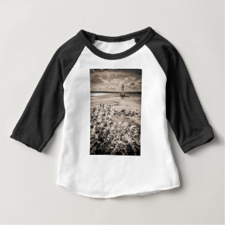 Sandy Point Lighthouse Baby T-Shirt