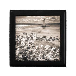 Sandy Point Lighthouse Gift Box