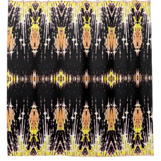Sandy Spalsh of Dazzle Shower Curtain