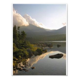 Sandy Stream Baxter State Park, Maine Photograph
