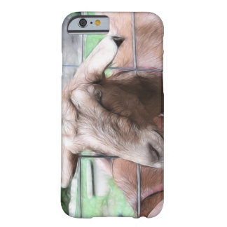 Sandy The Goat At The Gate Barely There iPhone 6 Case