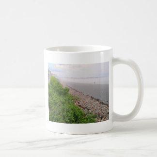 Sandy York Beach Coffee Mug