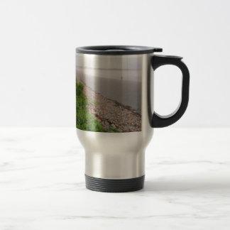 Sandy York Beach Travel Mug