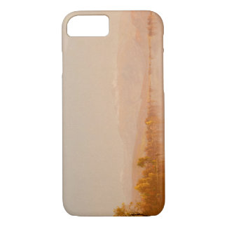 Sanford Robinson Gifford - Indian Summer iPhone 7 Case