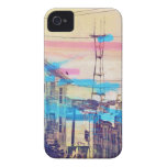 Sanfran-see-peaks mission district san francisco iPhone 4 cases