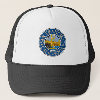 SanFrancisco Trucker Hat