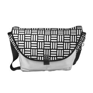 Sangikuzushi Japanese Pattern Messenger Bag B