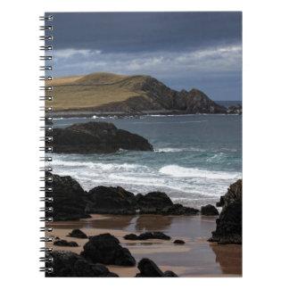 Sango Bay, Sutherland, Scotland Notebooks