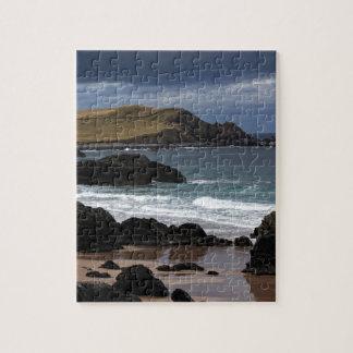 Sango Bay, Sutherland, Scotland Puzzles