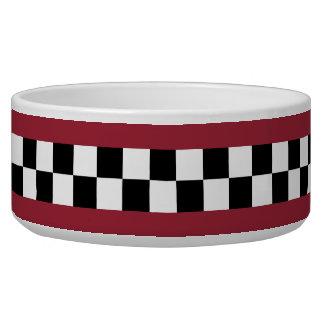 sangria striped checkers